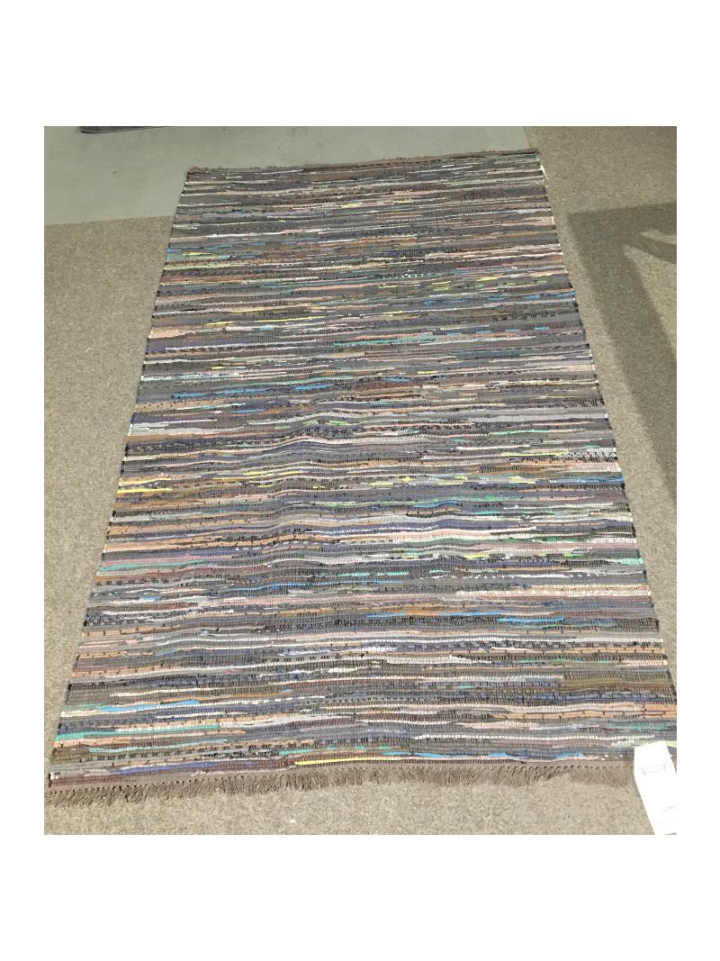 Teppich Elena Rot 152x 243cm Hippie Indie Goa bunt